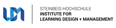Steinbeis Hochschule - Institute for Learning Design + Management